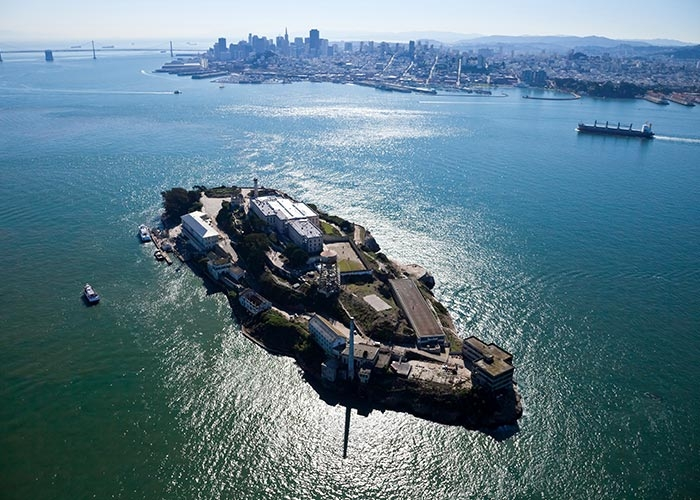 Alcatraz Tour + 48 Unlimited Hop on Hop off bus + City Lights Night Tour