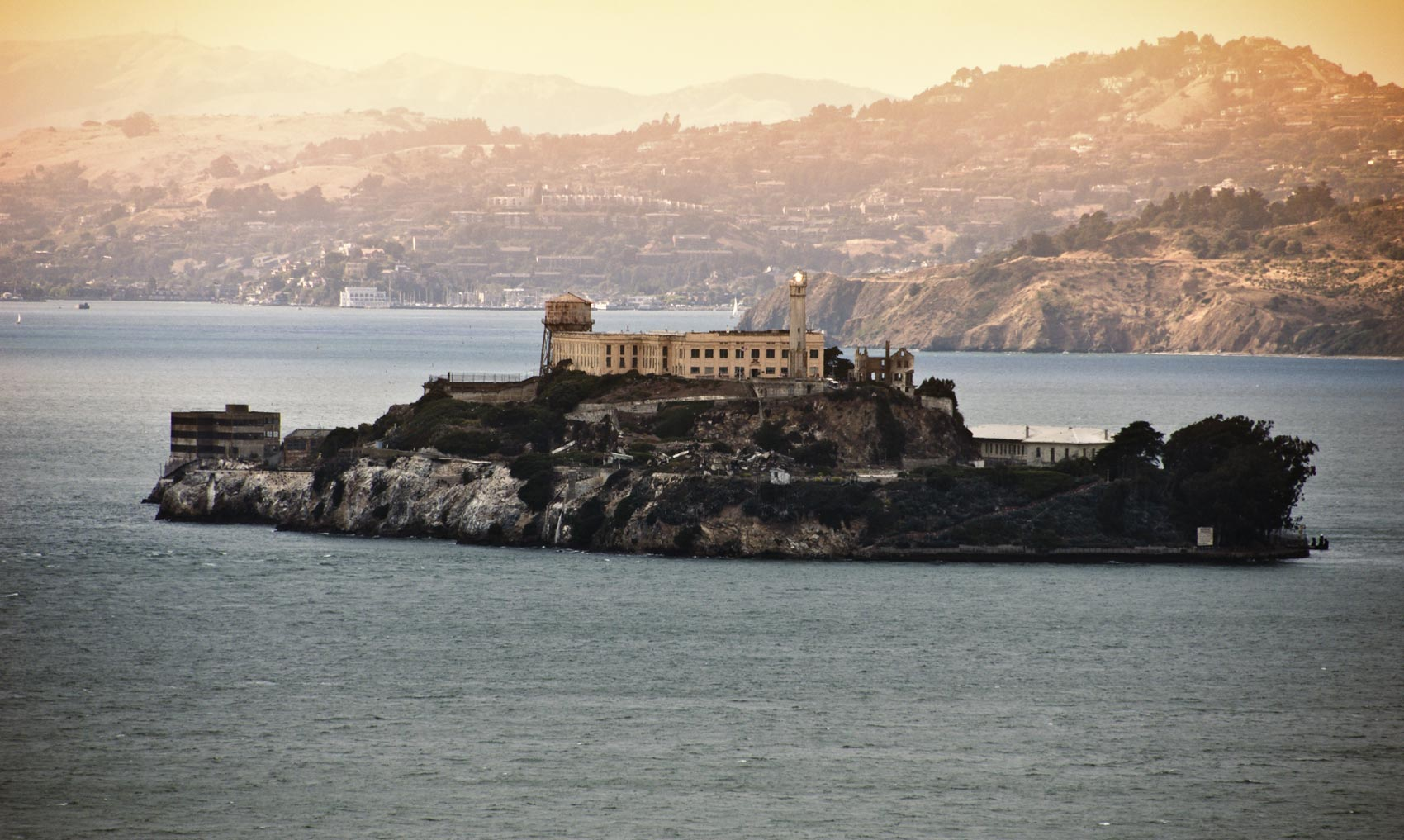 San Francisco Tours Amp Alcatraz Prison Tour Package Tickets
